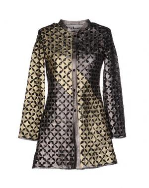 Легкое пальто CABAN ROMANTIC. Цвет: золотистый
