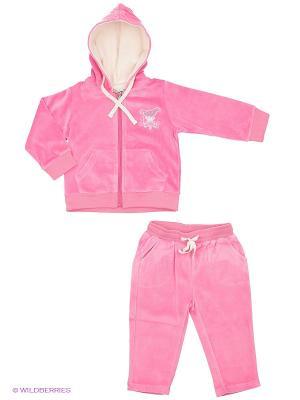 Спортивный костюм TOM and JERRY. Цвет: розовый