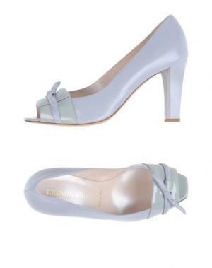 Туфли BRUNO MAGLI. Цвет: светло-серый