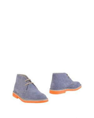 Полусапоги и высокие ботинки LUMBERJACK. Цвет: сиреневый