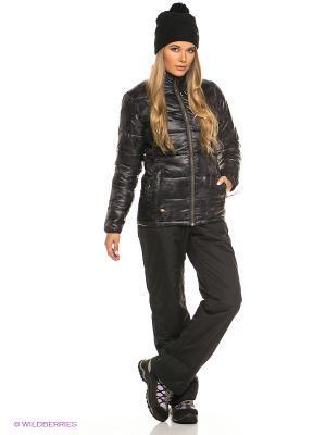 Куртка LI-NING. Цвет: черный, серо-зеленый