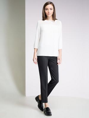 Блуза Pompa. Цвет: белый