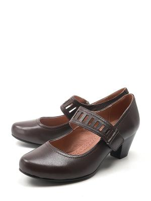 Туфли Lazzaro. Цвет: коричневый