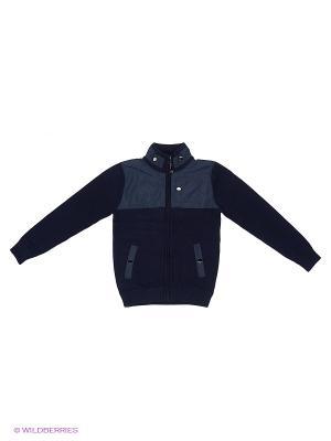 Пуловер Cascatto. Цвет: синий