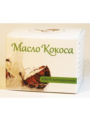 Масло Кокосовое Крымская Натуральная Коллекция. Цвет: белый