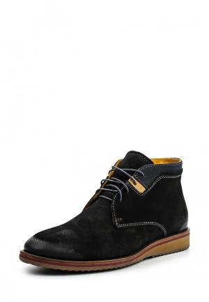 Ботинки Domeno. Цвет: черный