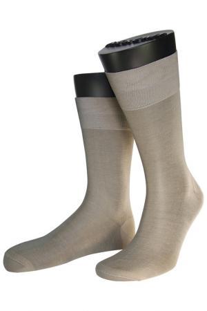 Носки мужские ASKOMI. Цвет: бежевый