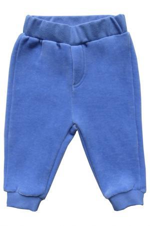 Брюки SONI KIDS. Цвет: голубой