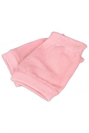 Увлажняющие налокотники Medolla. Цвет: светло-розовый