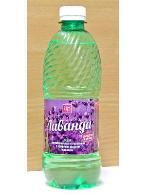Ароматическая вода ЛАВАНДА для чувствительной и проблемной кожи Царство Ароматов. Цвет: белый