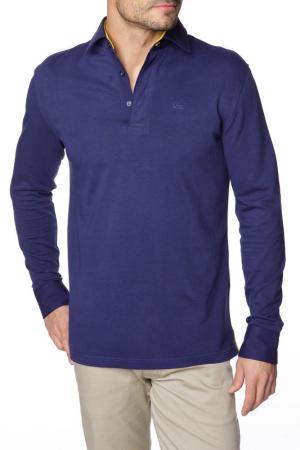 Рубашка-поло GAZOIL. Цвет: dark blue