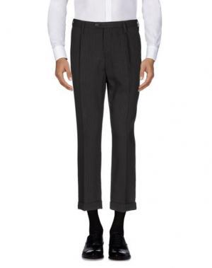 Повседневные брюки GUYA G.. Цвет: свинцово-серый