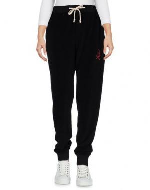 Повседневные брюки GORGEOUS. Цвет: черный