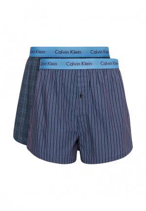 Комплект Calvin Klein Underwear. Цвет: синий