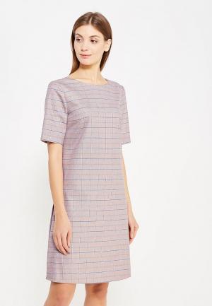 Платье Devur. Цвет: розовый
