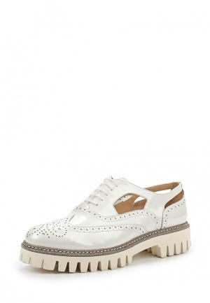 Ботинки Alberto Guardiani. Цвет: белый