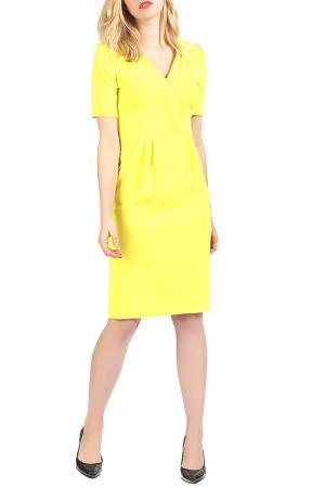 Платье Apanage. Цвет: lemon