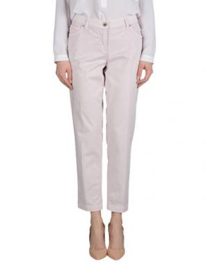Повседневные брюки HENRY COTTON'S. Цвет: сиреневый