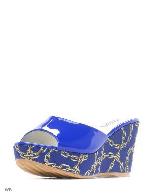 Сабо Vitacci. Цвет: синий