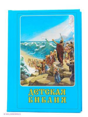 Детская Библия Издательство СЗКЭО. Цвет: синий