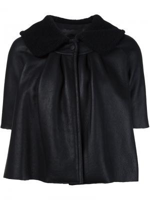 Укороченная куртка Co. Цвет: чёрный