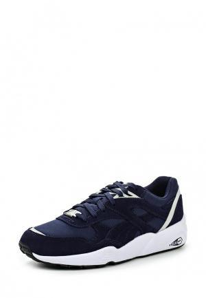 Кроссовки Puma. Цвет: синий