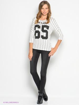 Кофточка Vero moda. Цвет: белый, черный
