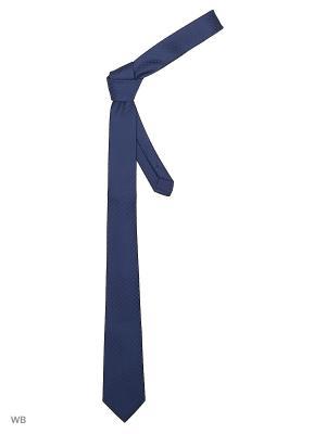 Галстук - ROMBO MANGO MAN. Цвет: темно-синий