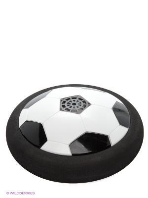 Футбольные ворота VELD-CO. Цвет: черный, белый
