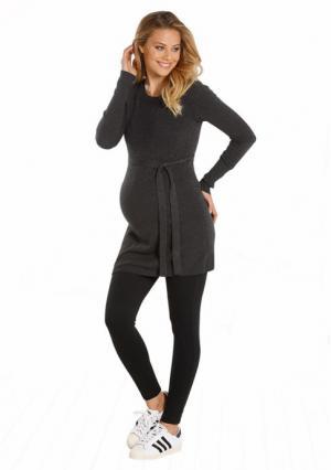 Пуловер Neun Monate. Цвет: темно-серый