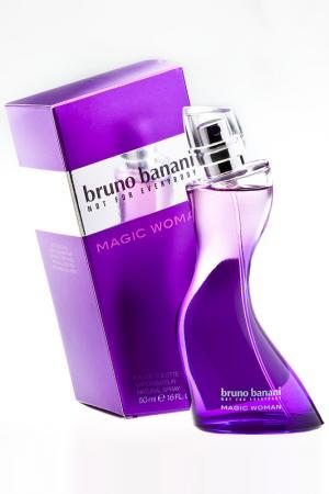 Magic Woman EDT 50 мл Bruno Banani. Цвет: none