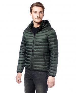 Куртка  JK-0226 GREEN HENDERSON. Цвет: зеленый