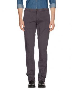 Повседневные брюки 40WEFT. Цвет: фиолетовый