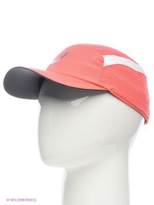 Бейсболка ESSENTIALS CAP ASICS. Цвет: красный