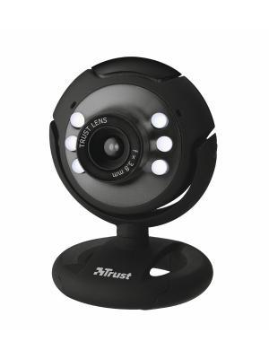 Веб-камера Trust SpotLight Webc. Цвет: черный