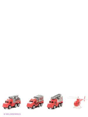 Пожарная станция Играем вместе. Цвет: красный, серый