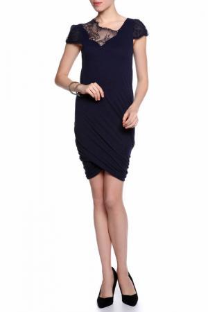 Платье Scervino Street. Цвет: темно-синий