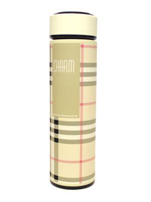 Термос 420 мл Eleon. Цвет: бежевый, светло-коричневый