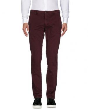 Повседневные брюки SAN FRANCISCO '976. Цвет: красно-коричневый