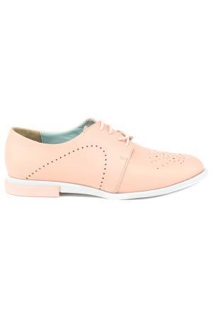 Туфли DERI&MOD. Цвет: розовый