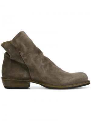 Ботинки Chill  Fiorentini + Baker. Цвет: серый
