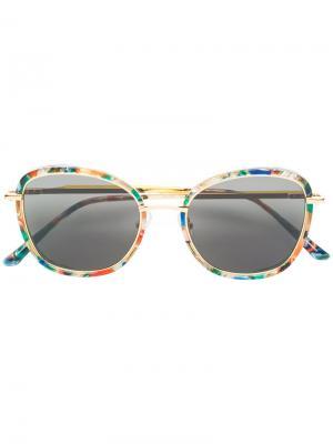 Солнцезащитные очки Switch Back Gentle Monster. Цвет: многоцветный
