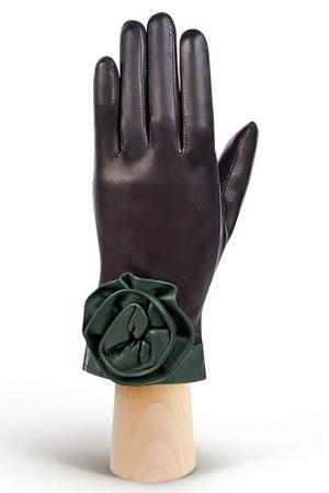 Перчатки Eleganzza. Цвет: коричневый, зеленый