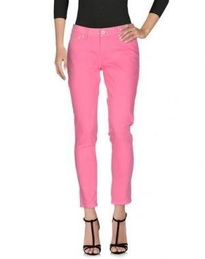 Джинсовые брюки LEVI'S RED TAB. Цвет: розовый