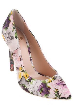 Туфли MSGM. Цвет: разноцветный