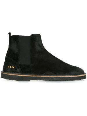 Ботинки Portman Golden Goose Deluxe Brand. Цвет: чёрный