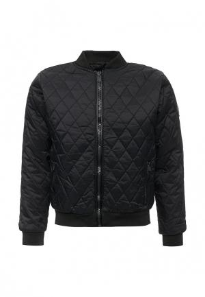 Куртка утепленная Jenken Crossby. Цвет: черный