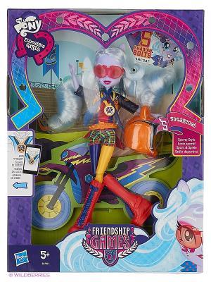 Кукла Шедоуболт Hasbro. Цвет: красный, голубой, фиолетовый