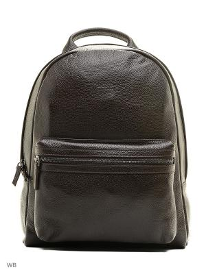 Рюкзак Bond Non. Цвет: темно-коричневый