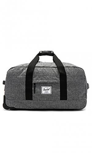 Чемодан wheelie outfitter Herschel Supply Co.. Цвет: серый